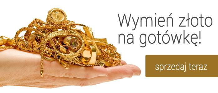 sprzedaj złoto teraz